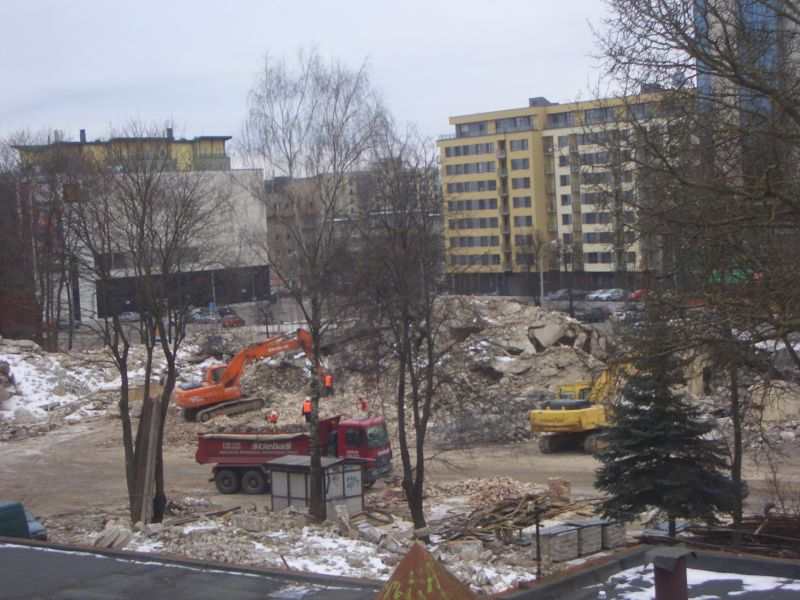 Aikštelių adresai, kur Vilniuje galima palikti senas padangas